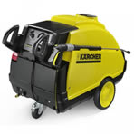 Electric cold pressure washer