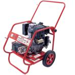 Engine driven diesel cold water pressure washer