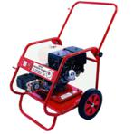 Engine driven petrol cold water pressure washer